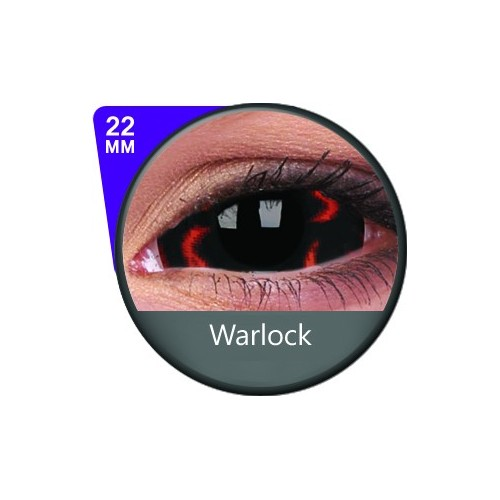 Warlock 22mm Sclera (Colour Vue)
