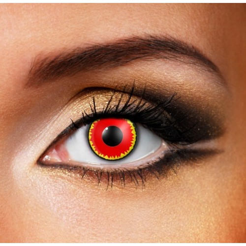 Lava Sharingan Eye (Funky EDIT)