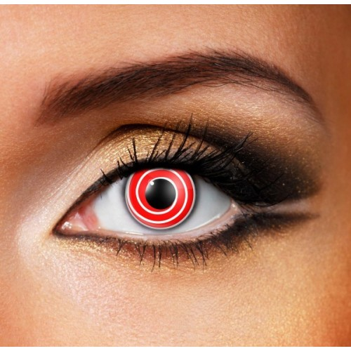 Red Spiral Eye (Funky EDIT)