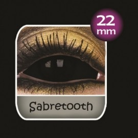 Sabretooth Sclera 22 mm (Colour Vue)