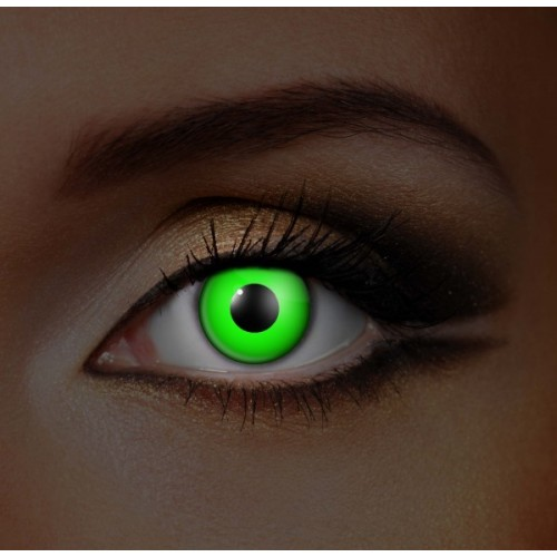 i-Glow Green UV Eye (Funky EDIT)