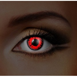 i-Glow Twilight Volturi Vampire UV Eye (Funky EDIT)