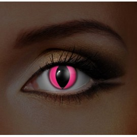i-Glow Pink Cat UV Eye (Funky EDIT)