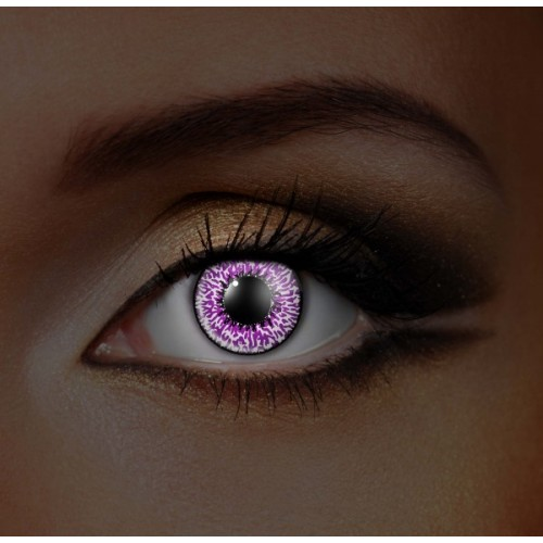 i-Glow Amethyst UV Eye (Funky EDIT)