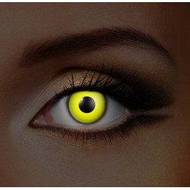 i-Glow Yellow UV Eye (Funky EDIT)