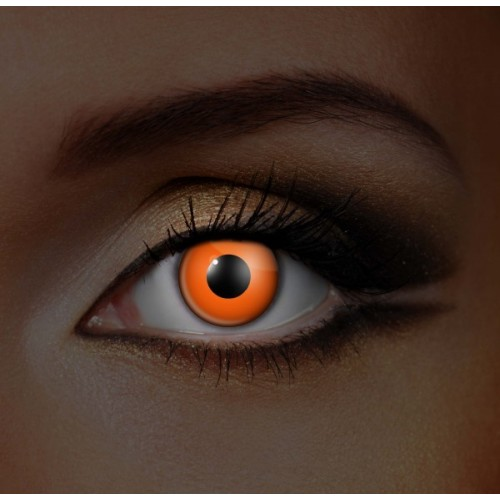 i-Glow Orange UV Eye (Funky EDIT)