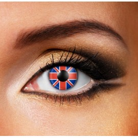 Scotland Flag Flag Eye (Funky EDIT)