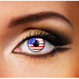 United Kingdom Flag Flag Eye (Funky EDIT)
