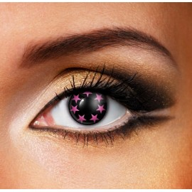 Pink Sparkle Eye (Funky EDIT)