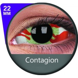 Contagion 22mm Sclera (Colour Vue)