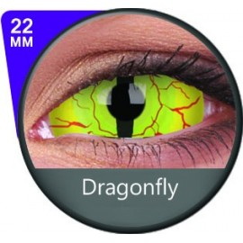 Dragonfly 22mm Sclera (Colour Vue)