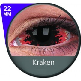 Kraken 22mm Sclera (Colour Vue)