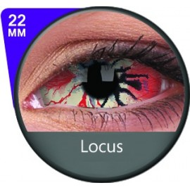 Locus 22mm Sclera (Colour Vue)