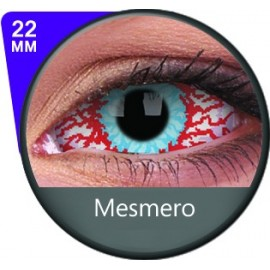 Mesmero 22mm Sclera (Colour Vue)