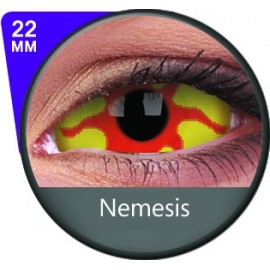 Nemesis 22mm Sclera (Colour Vue)