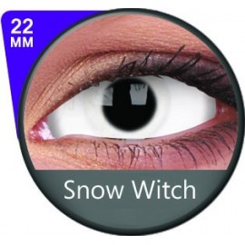 Snow Witch 22mm Sclera (Colour Vue)