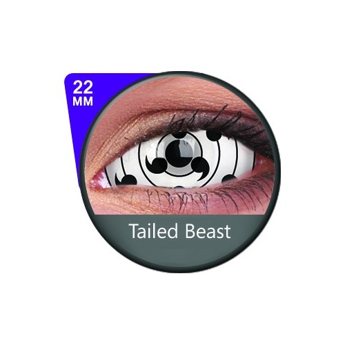 1eeae03add10 Buy Tailed Beast 22mm Sclera Contact Lenses On Sale Cheap Online -30%