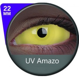 UV Amazo 22mm Sclera (Colour Vue)