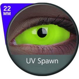 UV Spawn 22mm Sclera (Colour Vue)