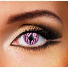 Pink Zebra Eye (Funky EDIT)