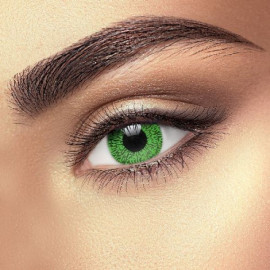 Green One Tone Eye (Funky EDIT)