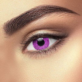 Violet One Tone Eye (Funky EDIT)