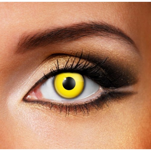 Yellow & Orange lenses