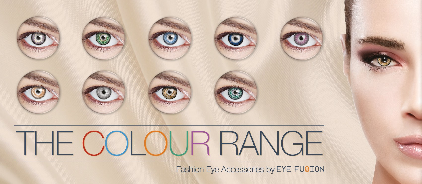 Natural Coloured Contact lenses